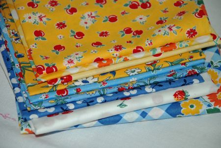 Table runner fabric