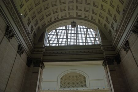 Station ceiling