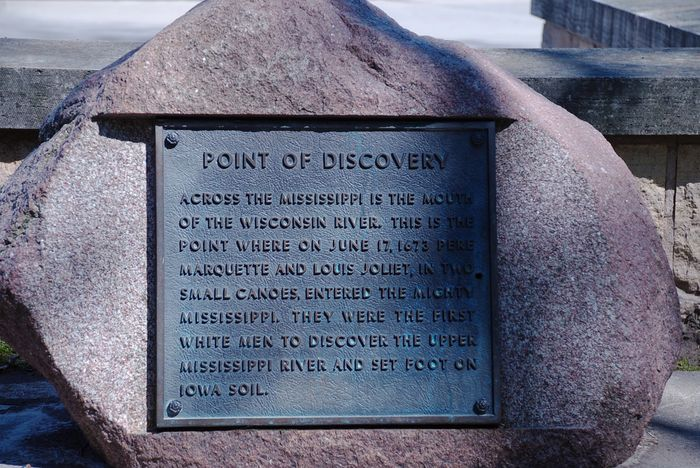 Point of discovery