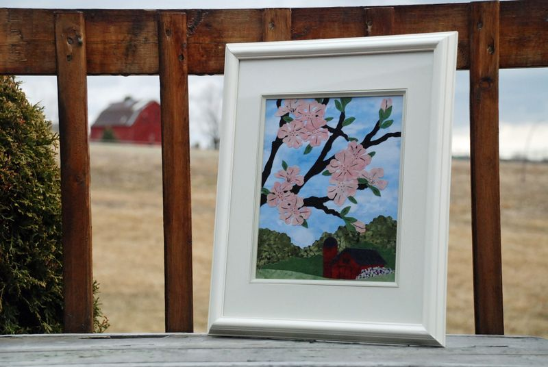 Apple Blossom Country