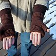 Commuter Fingerless Gloves-bottom