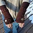 Commuter Fingerless Gloves