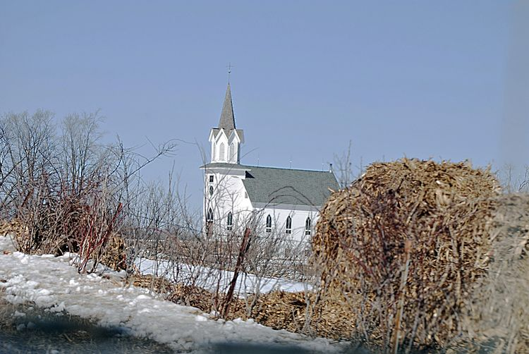 Country church_