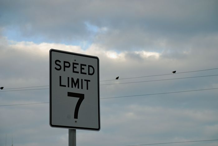 Speed limit 7