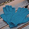 Carols Fingerless Gloves