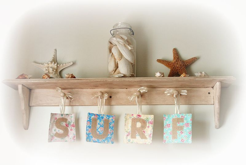 Surf shelf